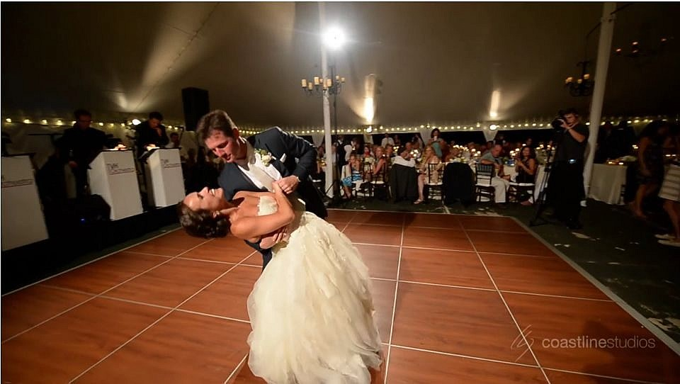 Elizabeth + Dave's Wedding Trailer