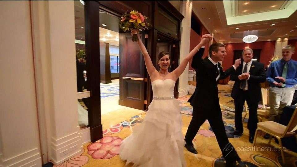 Leslie + Jon's Theatrical Wedding Trailer