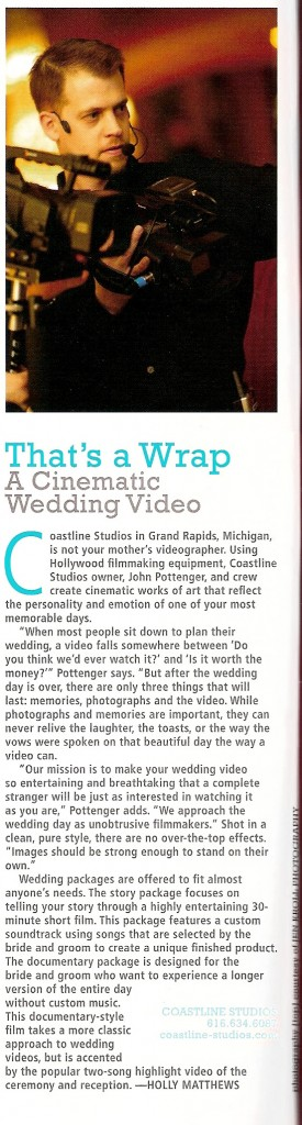 shore bride article