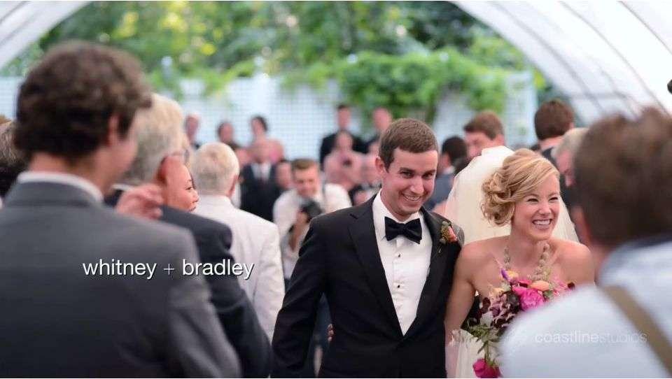 Whitney + Bradley's Wedding Trailer
