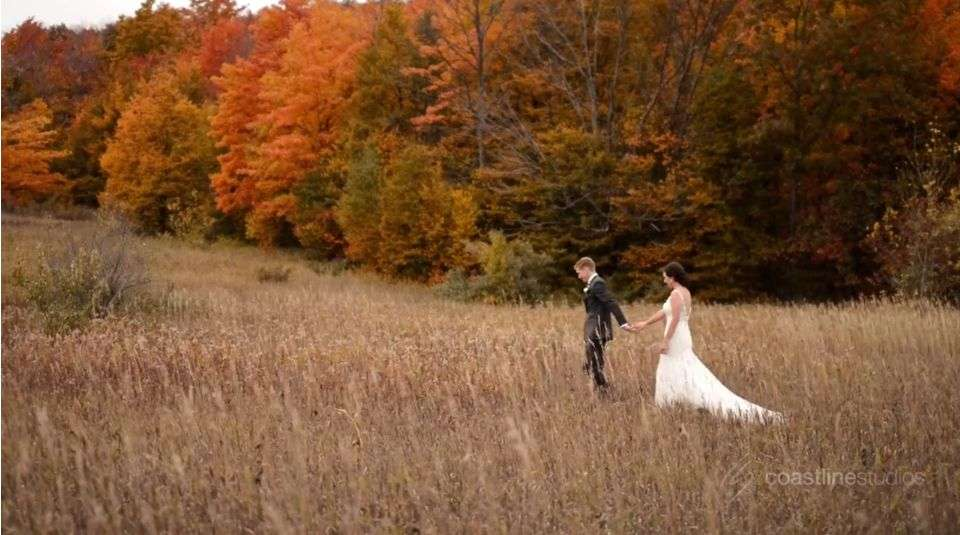 Christina + Timothy's Theatrical Wedding Trailer