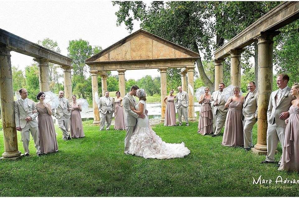 Jennifer + Cameron's Theatrical Wedding Trailer