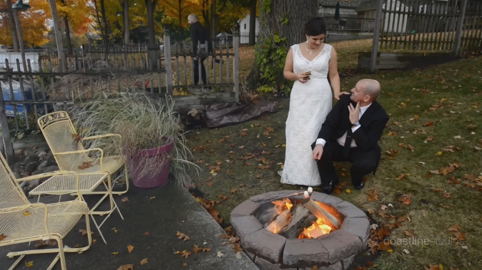 Laura + Curt's Wedding Trailer