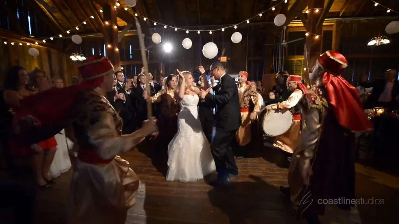 Maggie + Alain's Wedding Trailer