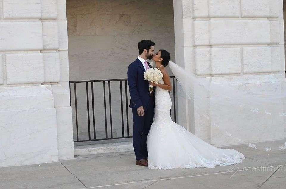 Monica + Steven's Theatrical Wedding Trailer