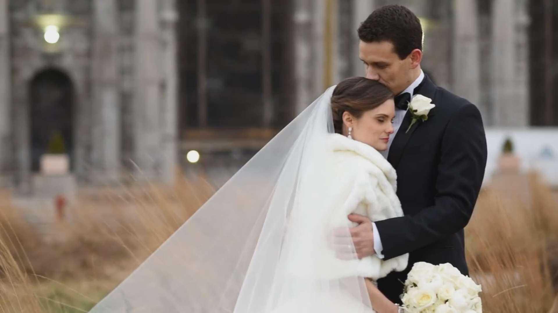 Sarah + Jason's Theatrical Wedding Trailer
