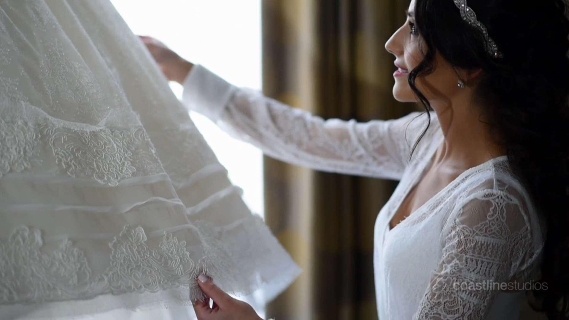 Eman + Sammy's Theatrical Wedding Reception Trailer