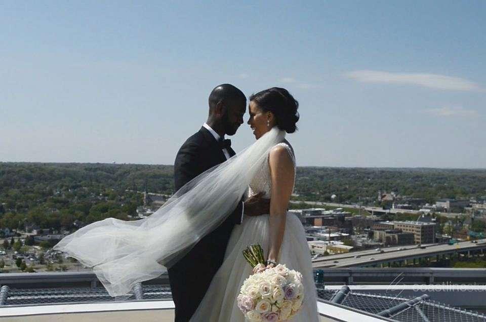 Sara + Bradford's Theatrical Wedding Trailer