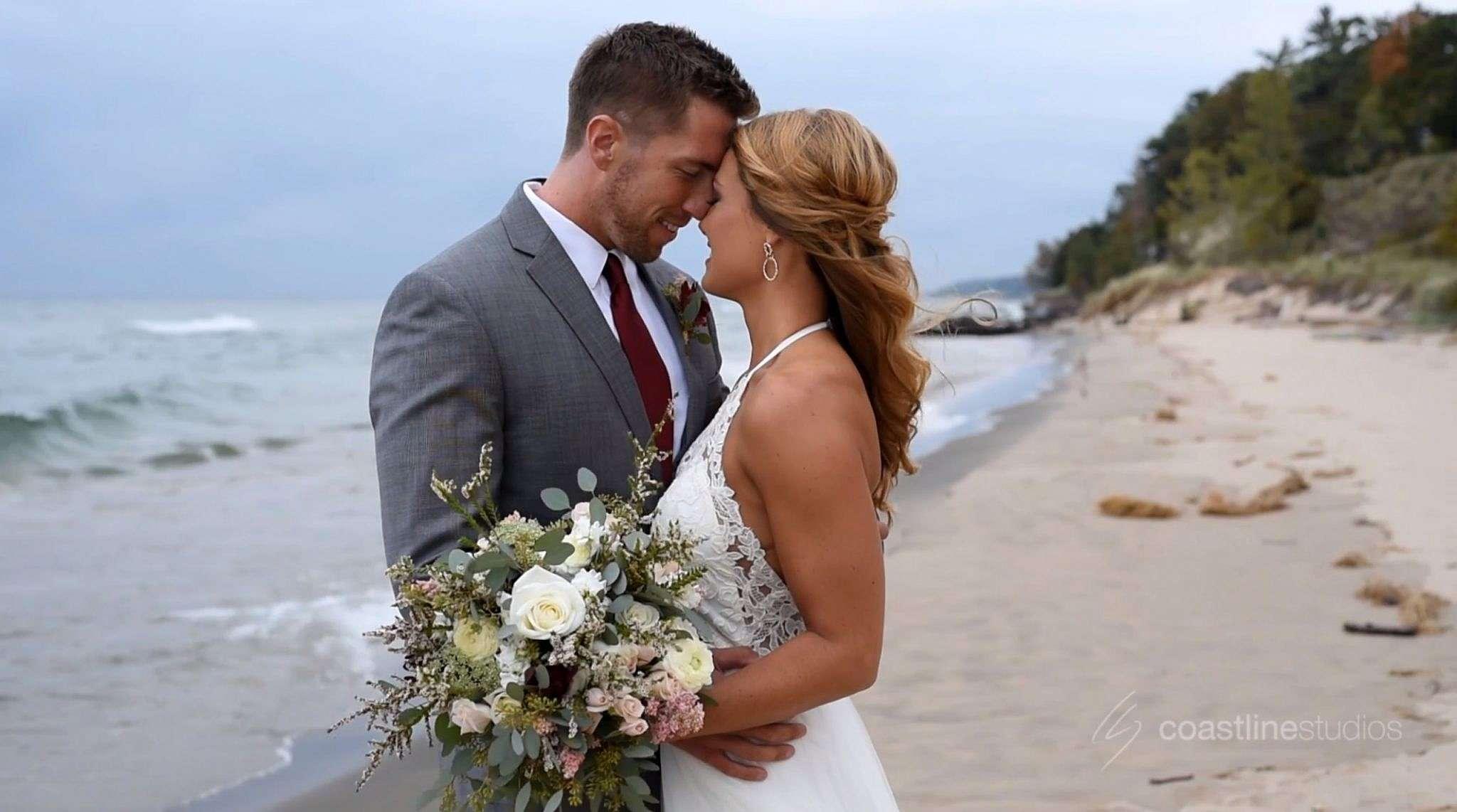 Lydia + Josh's Theatrical Wedding Trailer