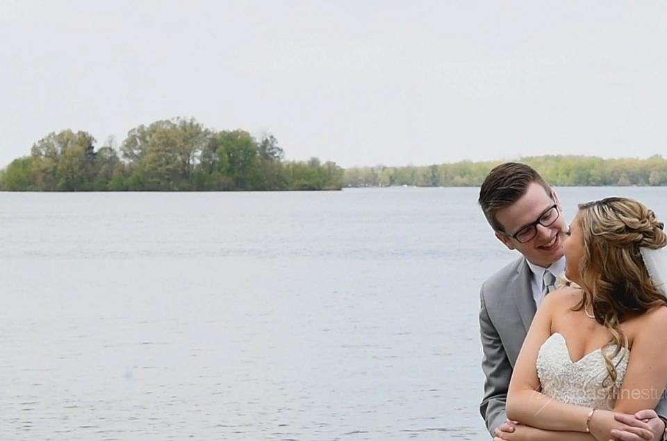 Mary + Ben's Theatrical Wedding Trailer