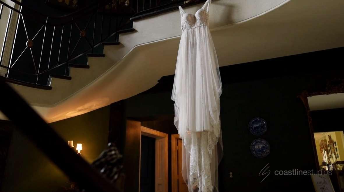 Gabrielle + Brandon's Theatrical Wedding Trailer