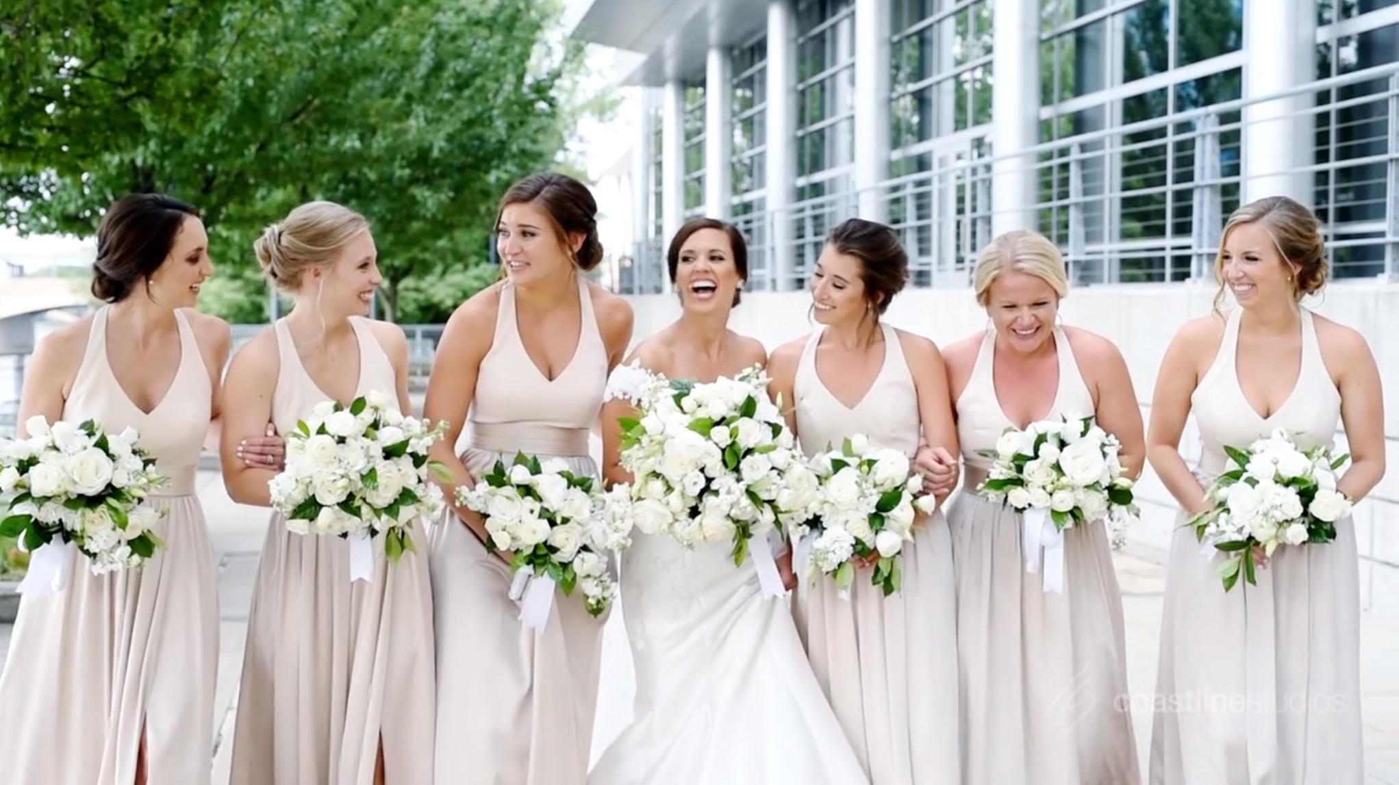 Liz + Clay's Theatrical Wedding Trailer