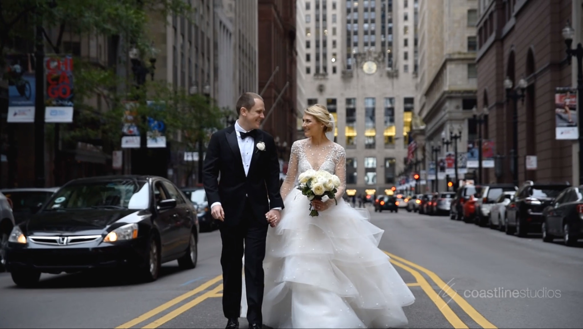 Katherine + Evan's Theatrical Wedding Trailer
