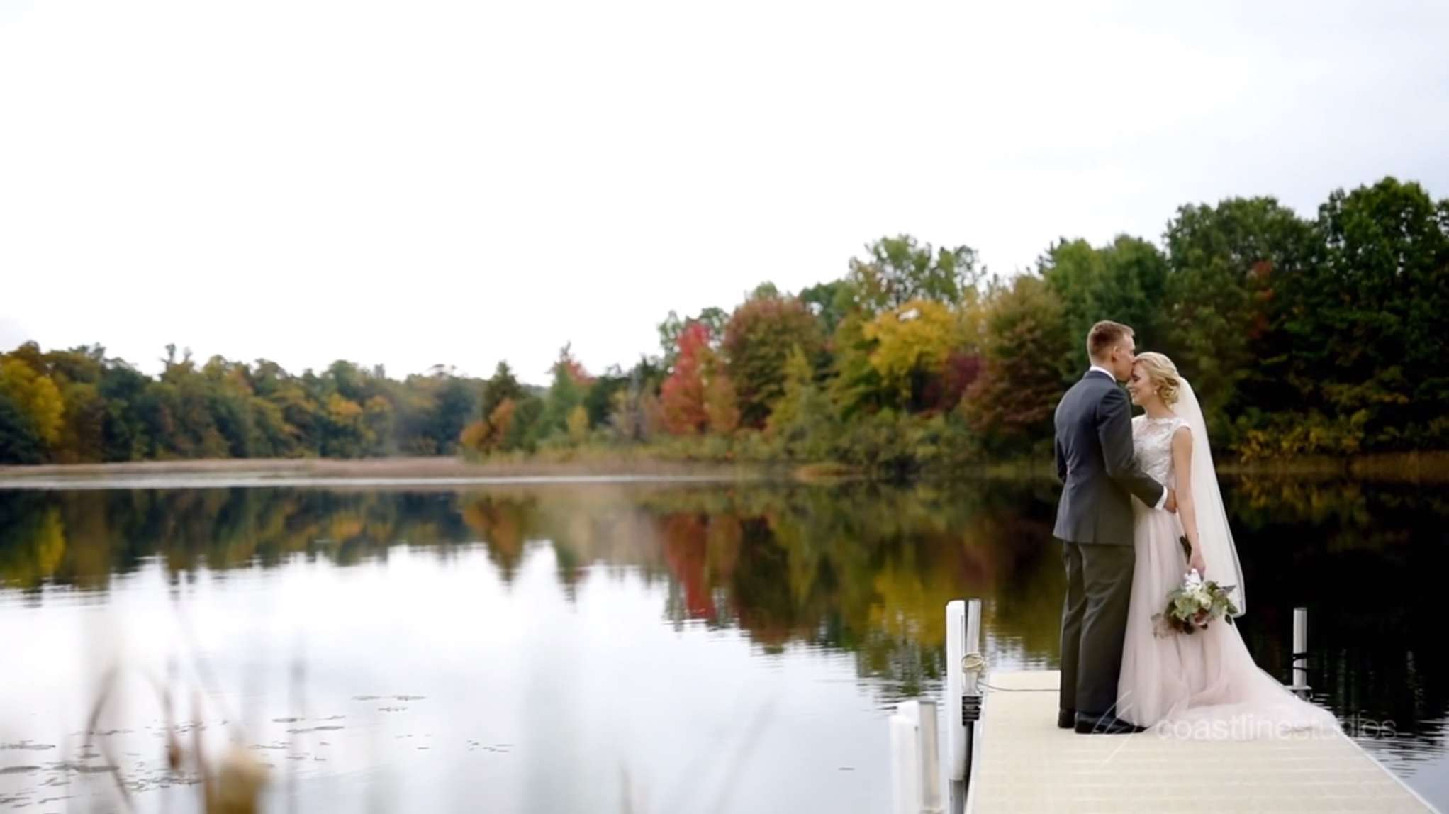 Morgan + Nick's Theatrical Wedding Trailer