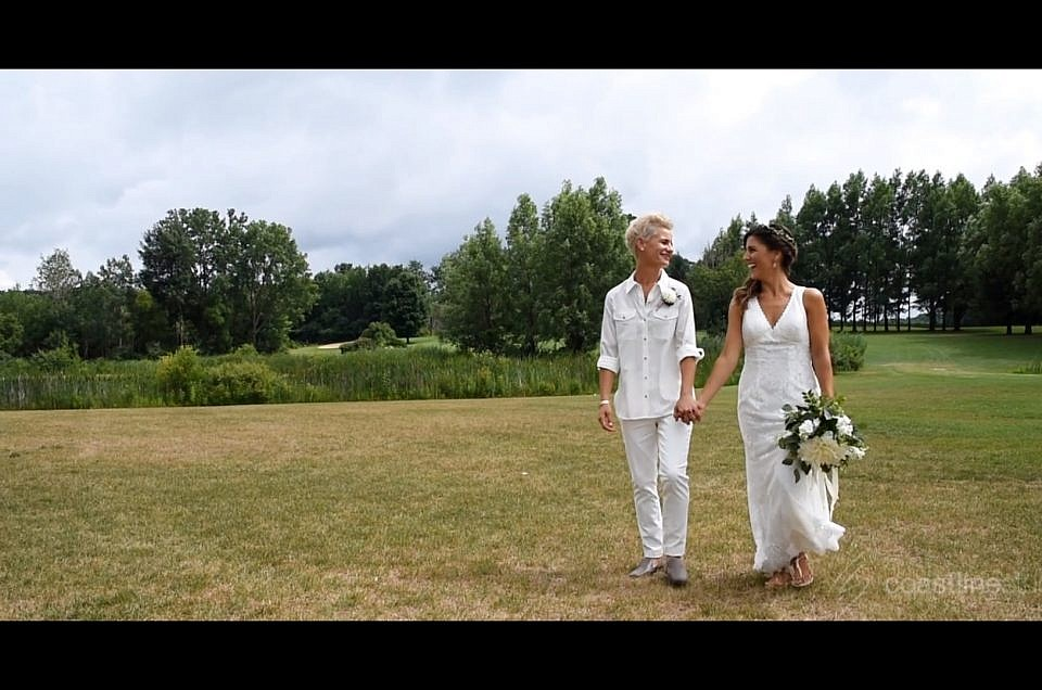 Elizabeth + Kelli's Wedding Highlight Film