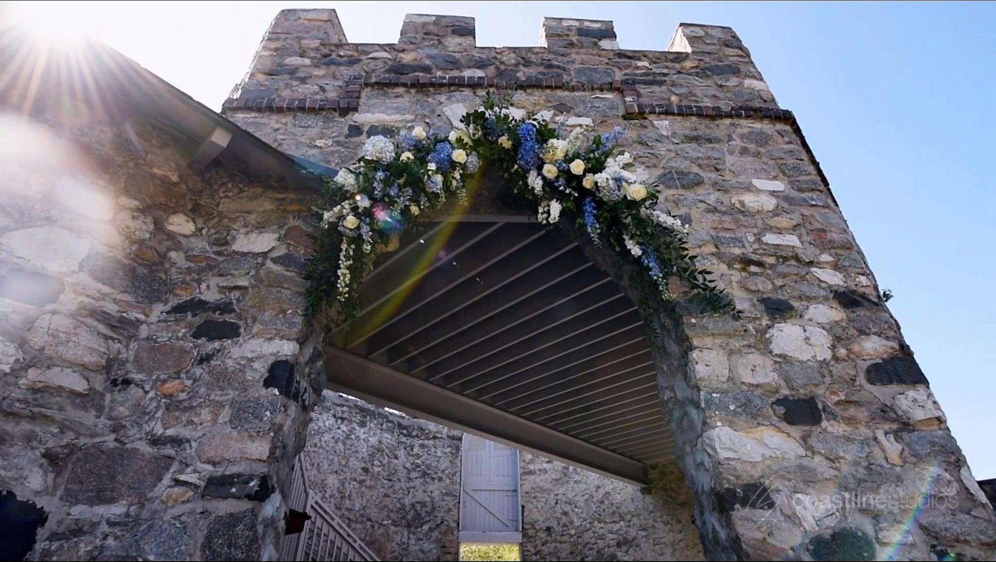 Picturesque Castle Farms Wedding | Jeannie + Rob