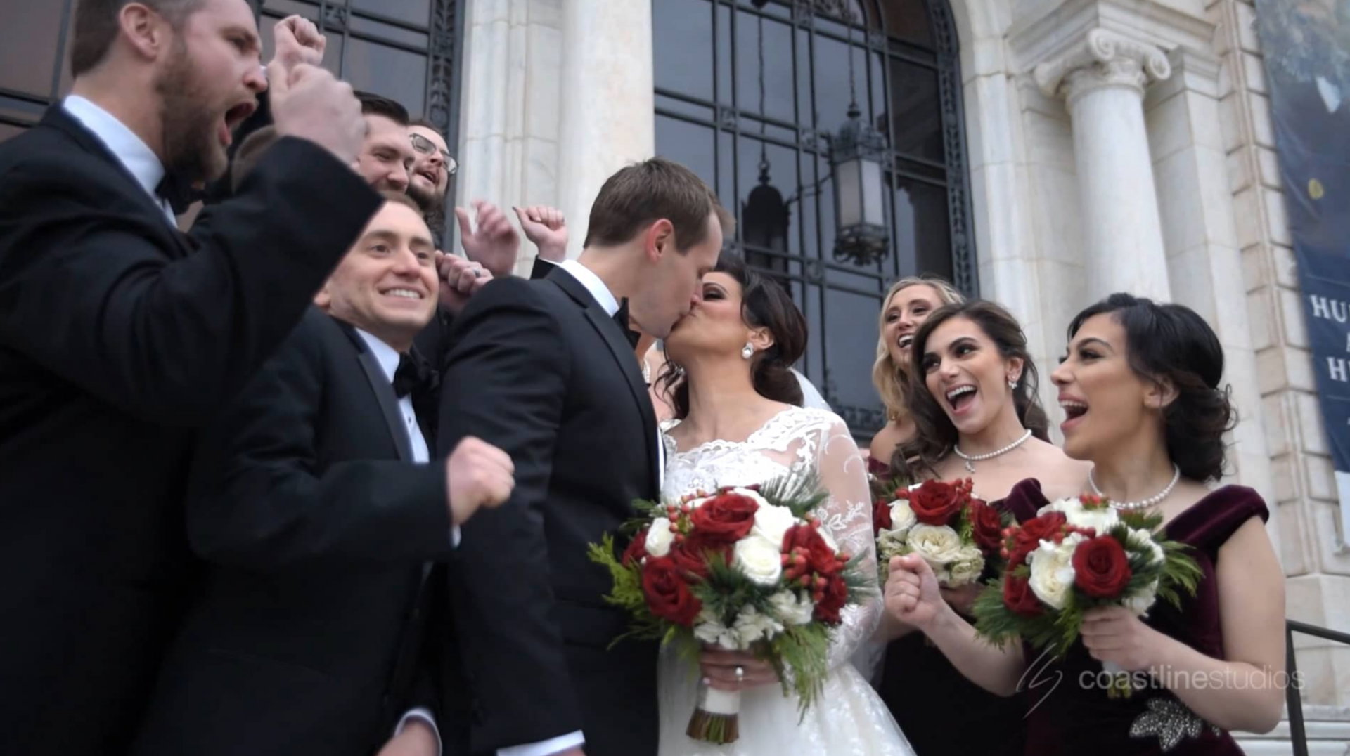 Detroit Athletic Club Chaldean Wedding