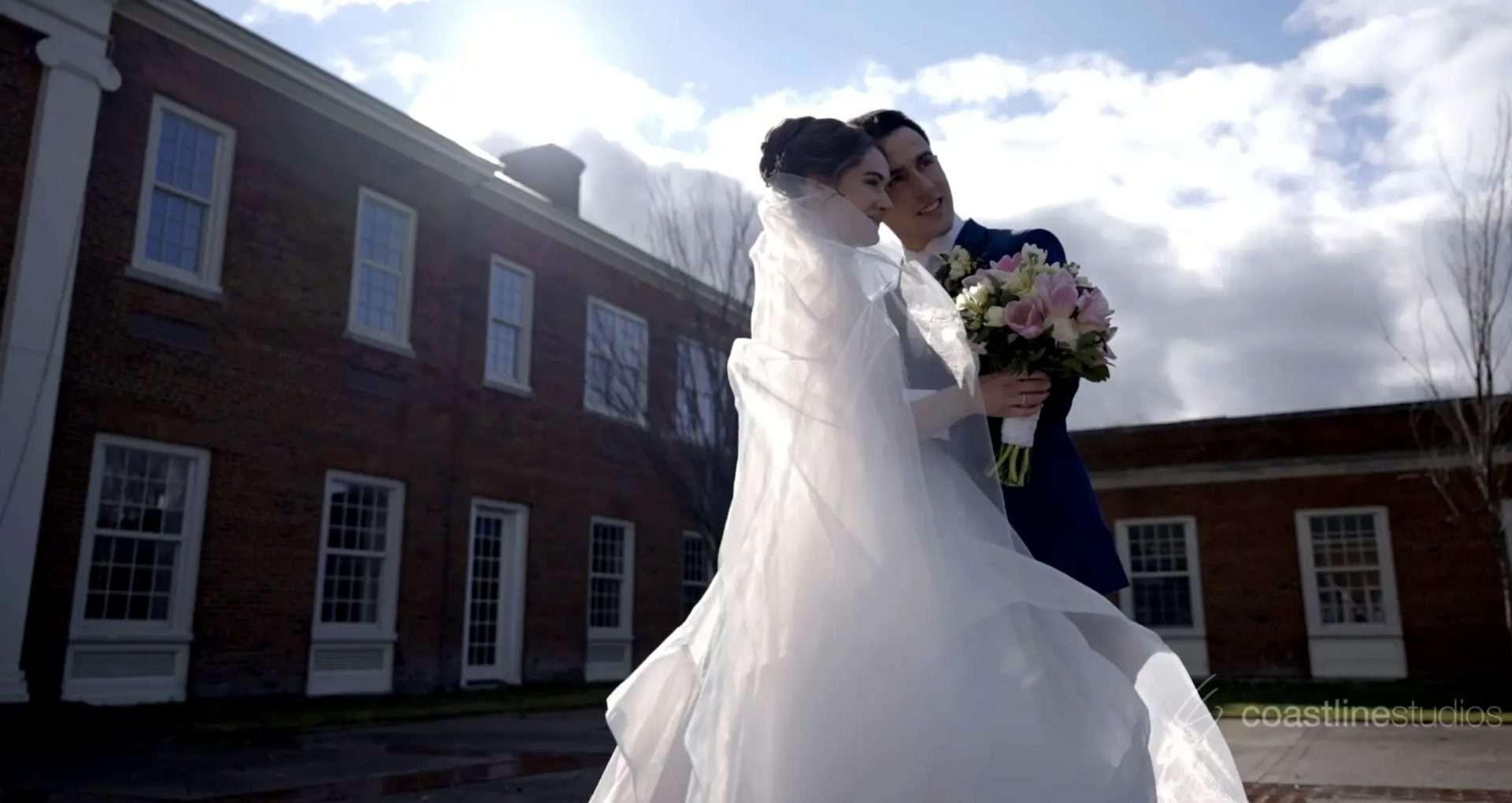 Classic Elegance at Intimate Wedding in Grosse Pointe Woods MI