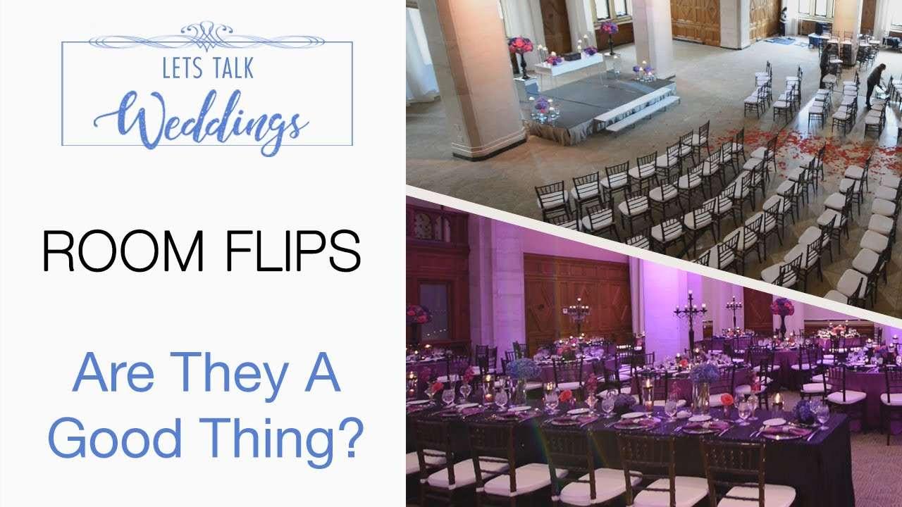 Room Flips – Let's Talk Weddings Episode 09