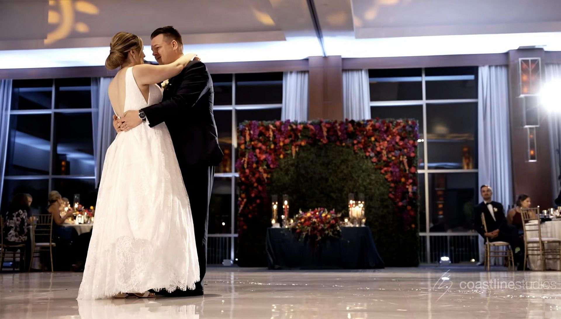 Stunning Golf Course Wedding & Firework Show at Eaglewood Resort, IL